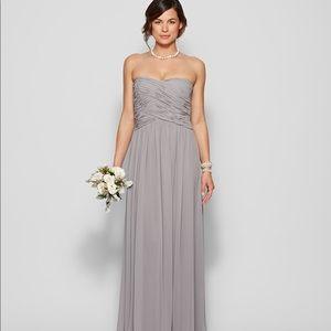Beautiful Cherry Colored Prom/Bridesmaid Dress